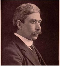 Photograph of Bernard Pyne Grenfell