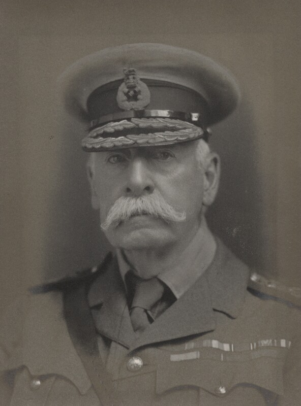 Photograph of Field Marshall Lord Grenfell