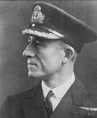 Photograph of Capt. Russell Grenfell